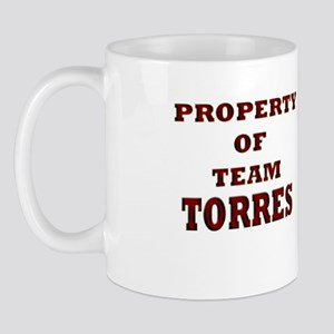 property of team Torres Mug
