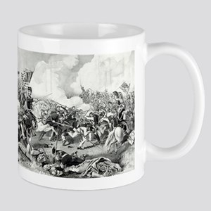 Battle of Pea Ridge, Arkansas - 1862 11 oz Ceramic