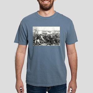 Battle of Pittsburgh, Tenn - 1862 Mens Comfort Col