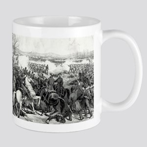 Battle of Pittsburgh, Tenn - 1862 11 oz Ceramic Mu