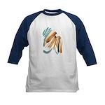 Abstract Nada Kids Baseball Jersey