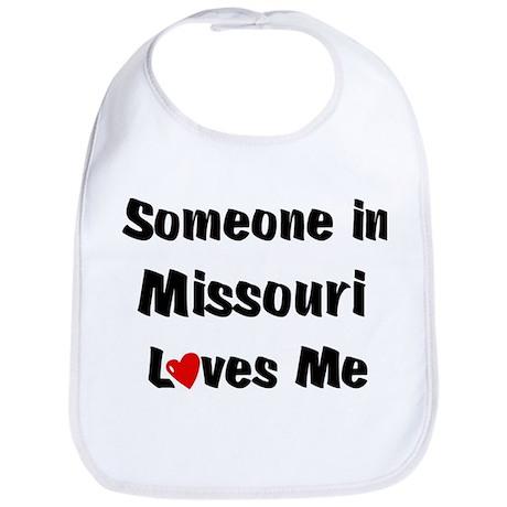 Missouri Loves Me Bib