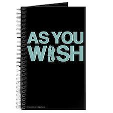 As You Wish Princess Bride Journal