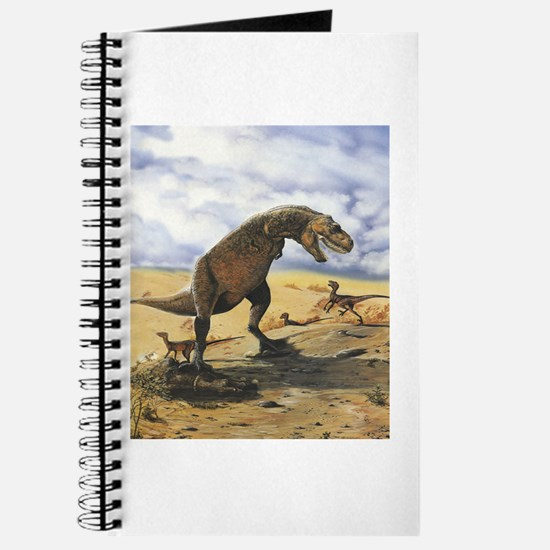 Dinosaur T-Rex Journal