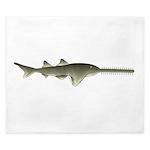 Sawfish King Duvet