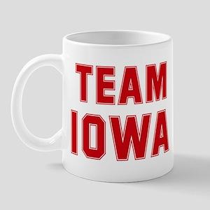 Team IOWA Mug