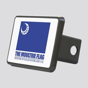 Moultrie Flag Hitch Cover
