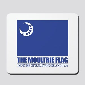 Moultrie Flag Mousepad