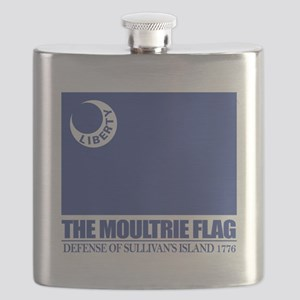 Moultrie Flag Flask
