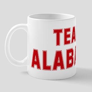 Team ALABAMA Mug