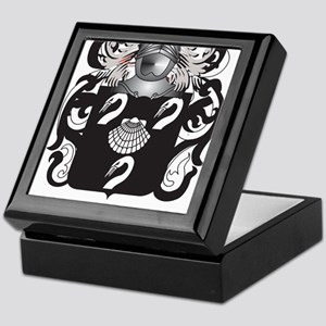 D'Elias Coat of Arms Keepsake Box