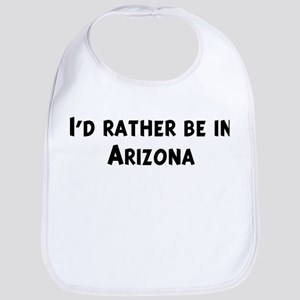 Rather be in Arizona Bib
