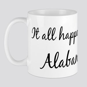 Happens in Alabama Mug