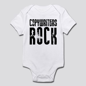 Copywriters Rock Infant Bodysuit