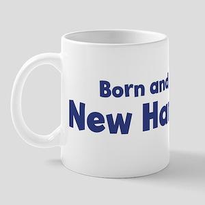 Raised in New Hampshire Mug