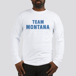 Team MONTANA Long Sleeve T-Shirt
