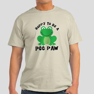 Hoppy to be a Pee Paw Light T-Shirt