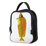 Kelp Greenling v Neoprene Lunch Bag
