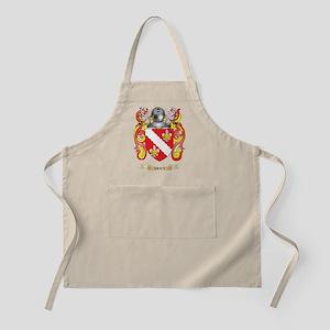 Denison Coat of Arms Apron