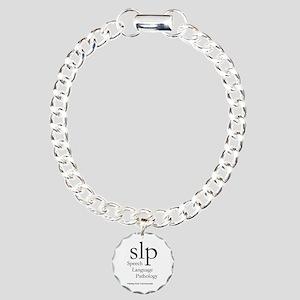 SLP Charm Bracelet, One Charm