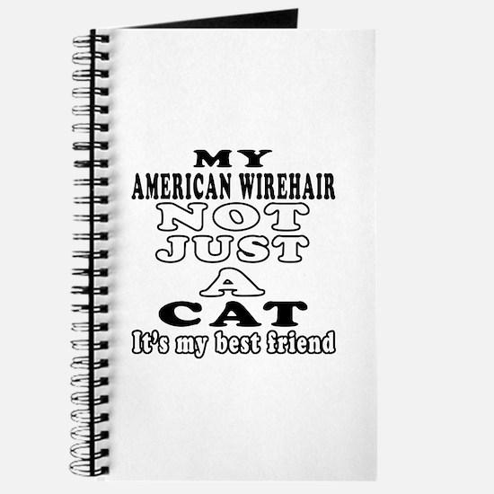 American Wirehair Cat Designs Journal