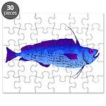 Violet Cod t Puzzle