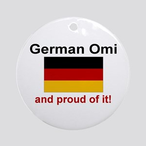 German Omi (Grandma) Ornament