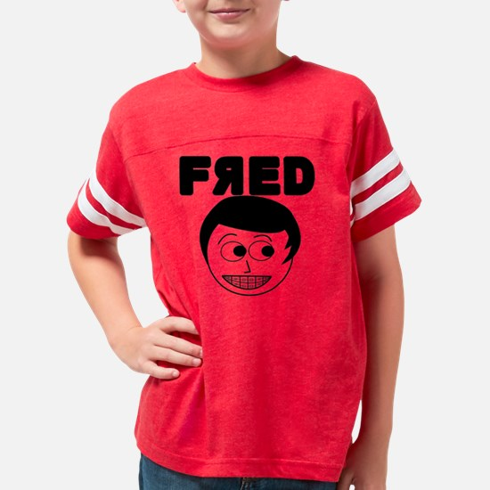 FRED Youth Football Shirt
