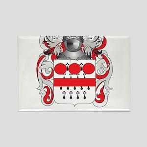 Desmond Coat of Arms Rectangle Magnet