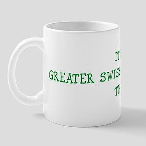 Great Pyrenees thing Mug