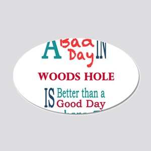Woods Hole Wall Decal