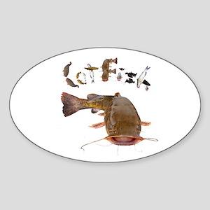 Catfish Sticker