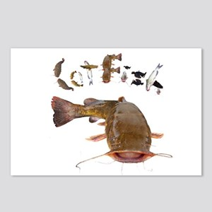 Catfish Postcards (Package of 8)
