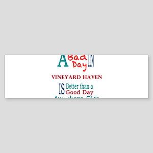 Vineyard Haven Bumper Sticker