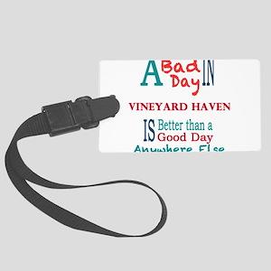 Vineyard Haven Luggage Tag