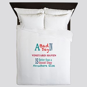 Vineyard Haven Queen Duvet