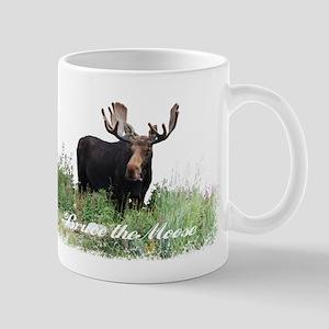 Bruce the Moose Mug