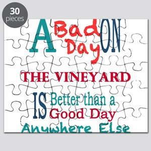 The Vineyard Puzzle