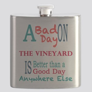 The Vineyard Flask