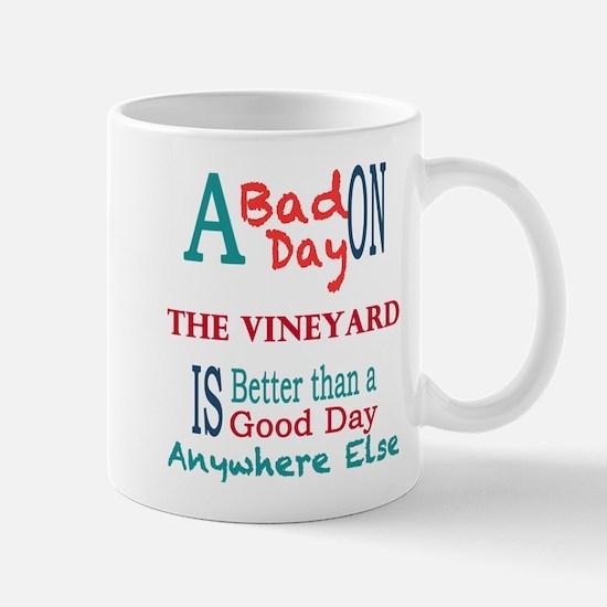 The Vineyard Mug