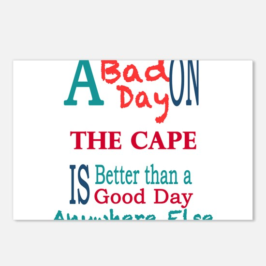 The Cape Postcards (Package of 8)