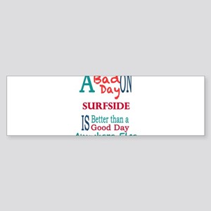 Surfside Bumper Sticker