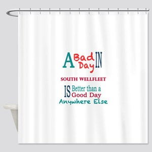 South Wellfleet Shower Curtain