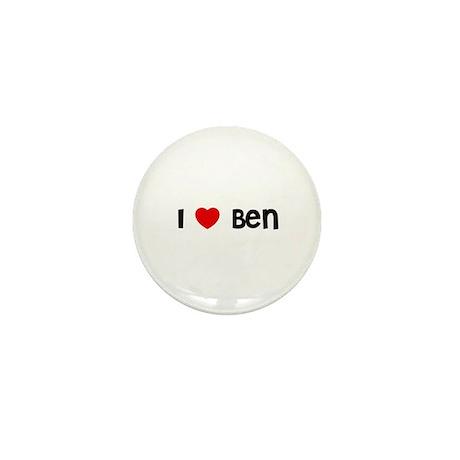 I * Ben Mini Button