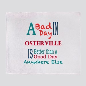 Osterville Throw Blanket