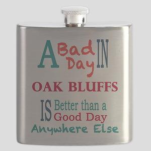 Oak Bluffs Flask