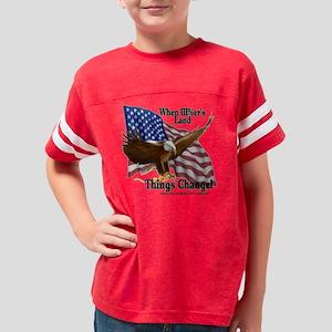 3% Youth Football Shirt