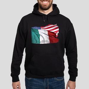 Italian American Hoodie (dark)