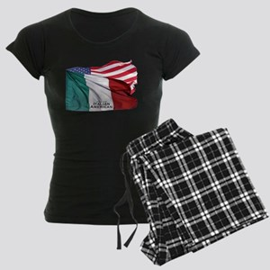 Italian American Women's Dark Pajamas