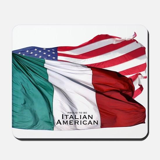 Italian American Mousepad